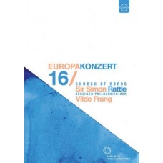 "Europakonzert 2016 ""Church of Roros"" [DVD]"