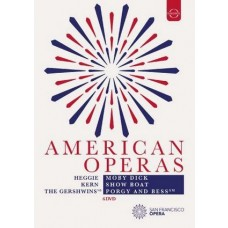 American Operas [6DVD]