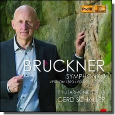 Symphony 3 [Version 1890 / Edition Schalk] [CD]