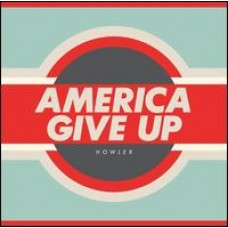 America Give Up [CD]