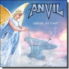 Legal At Last [Digipak] [CD]