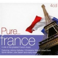 Pure... France [4CD]
