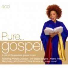 Pure... Gospel [4CD]
