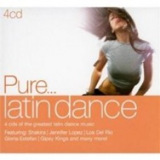 Pure... Latin Dance [4CD]