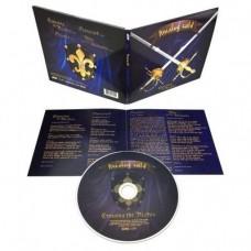Crossing the Blades EP [Digipak] [CD]