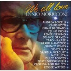 We All Love Ennio Morricone [CD]