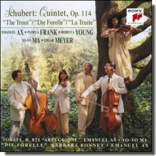 Trout Quintet  [CD]