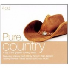 Pure... Country [4CD]