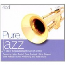 Pure... Jazz [4CD]
