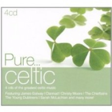 Pure... Celtic [4CD]