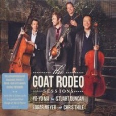 The Goat Rodeo Sessions [CD]