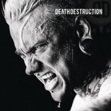 Death Destruction [CD]