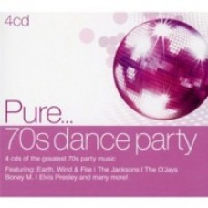 Pure... 70's Dance Party [4CD]