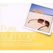 Pure... Summer [4CD]