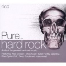 Pure... Hard Rock [4CD]