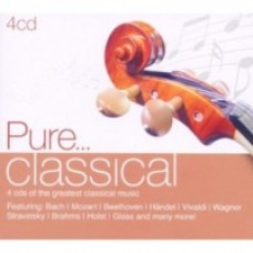 Pure... Classical [4CD]