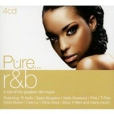 Pure... R&B [4CD]