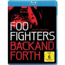 Back and Forth [Blu-ray]