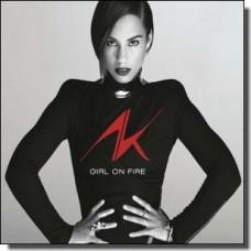 Girl On Fire [CD]