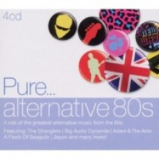 Pure... Alternative 80s [4CD]