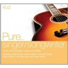 Pure... Singer Songwriters [4CD]