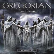 Epic Chants [CD]