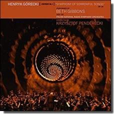 Henryk Górecki: Symphony No. 3 (Symphony of Sorrowful Songs) [CD]