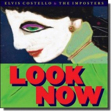 Look Now [CD]