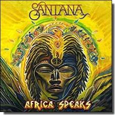 Africa Speaks [CD]
