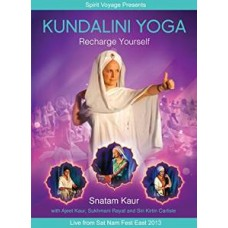 Kundalini Yoga: Recharge Yourself [DVD]