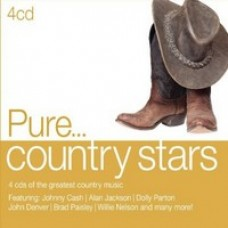 Pure... Country Stars [4CD]