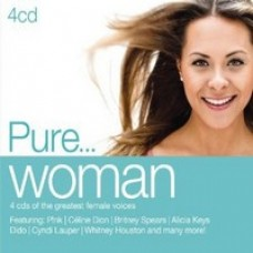 Pure... Woman [4CD]