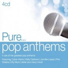 Pure... Pop Anthems [4CD]