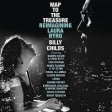 Map To The Treasure: Re-Imagining Laura Nyro [CD]