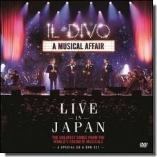 A Musical Affair: Live In Japan 2014 [CD+DVD]