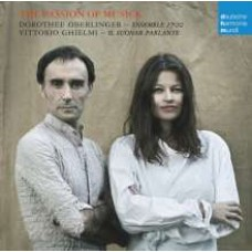 The Passion of Musick [CD]