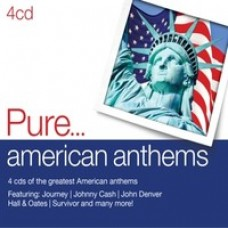 Pure... American Anthems [4CD]