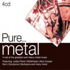 Pure... Metal [4CD]