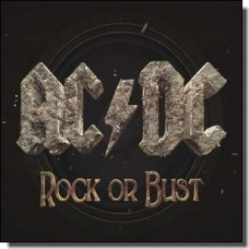 Rock or Bust [CD]