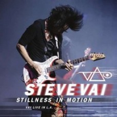 Stillness in Motion: Vai Live in L.A. [2CD]