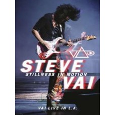 Stillness in Motion: Vai Live in L.A. [2DVD]