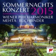 Sommernachtskonzert 2015 / Summer Night Concert 2015 [CD]