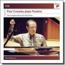 The Complete Music for Solo Piano [3CD]