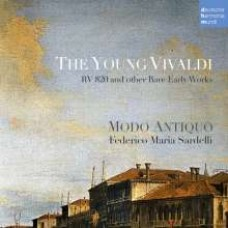 The Young Vivaldi [CD]