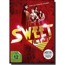 Action! The Ultimate Sweet Story [3DVD]