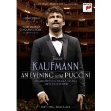An Evening with Puccini [DVD]