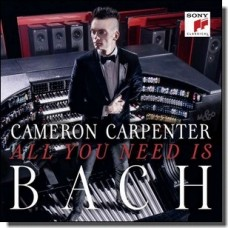 All You Need Is Bach [CD]