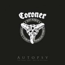 Autopsy [Limited Edition] [LP+3Blu-ray]