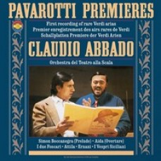 Pavarotti Sings Rare Verdi Arias [CD]