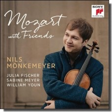 Mozart with Friends [CD]